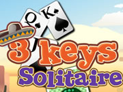3-Keys-Solitaire