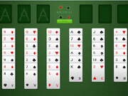 HTML5 Free Cell Solitaire