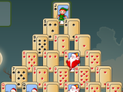 Christmas-Pyramid-Solitaire