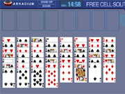 Free-Cell-Solitaire